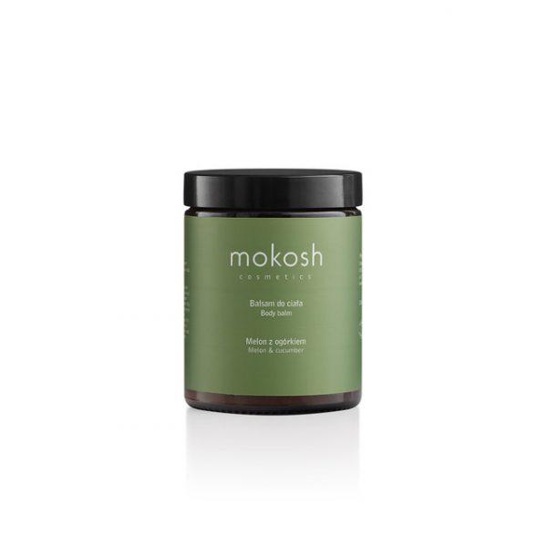 Odżywczo ujędrniający balsam Mokosh Melon z ogórkiem