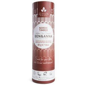 naturalny dezodorant na bazie sody Ben Anna