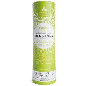 naturalny dezodorant na bazie sody