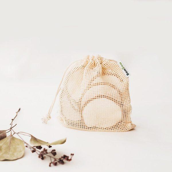 Płatki Kosmetyczne Bawełniane Bambaw
