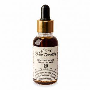 Bioregenerujące serum olejowe do twarzy 30 ml Dolina Czeremchy