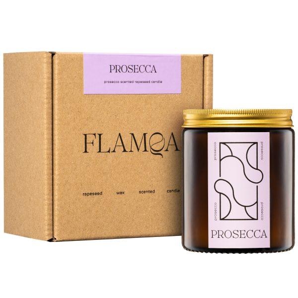 Flamma PROSECCA świeca zapachowa Flamqa