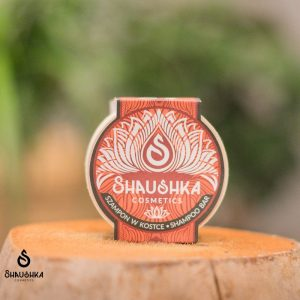 Shikakai Shaushka Szampon w kostce