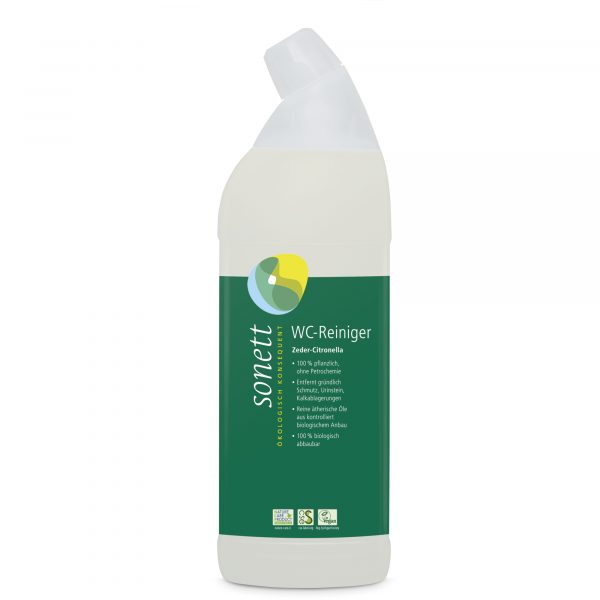 Płyn do WC Cedr i Cytronela Sonett 750 ml