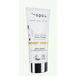 Micelarny, regulujący szampon do włosów suchych i zniszczonych Yappco