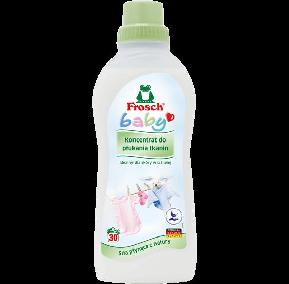 Frosch Baby Koncentrat do płukania ubranek dla niemowląt i dzieci 750 ml