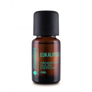 Olejek eteryczny z eukaliptusa na przeziębienie i infekcje Mohani