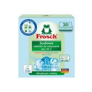 Frosch ekologiczne tabletki do zmywarki