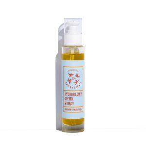 Hydrofilowy olejek myjący - Marchew i Pomarańcza Cztery Szpaki