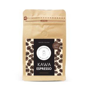 Kawa espresso ziarnista orzechownia