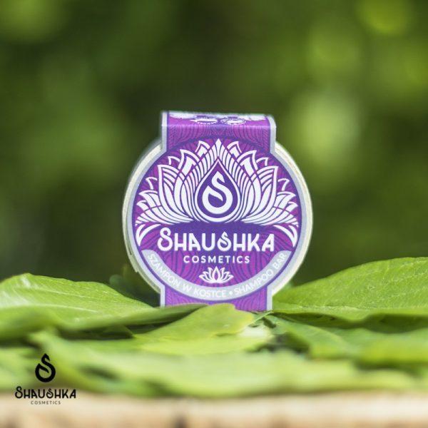Shaushka, Szampon w kostce LAWENDA 3 W 1