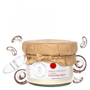 Miazga o smaku kokosowej praliny Orzechownia Rafaelka