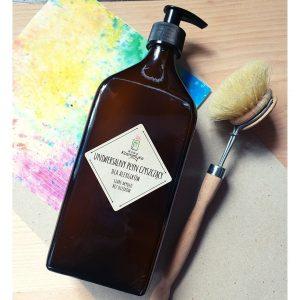 Nowa Kosmetyka, Uniwersalny płyn czyszczący dla alergików (z pompką)