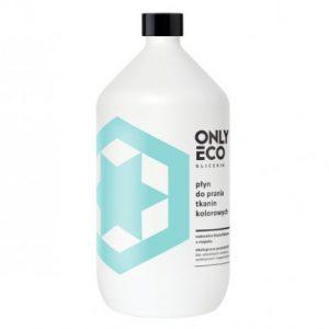 OnlyEco Płyn do prania tkanin kolorowych 1000 ml