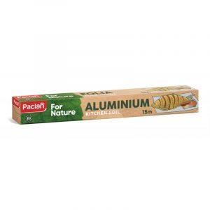 Folia aluminiowa z recyklingu