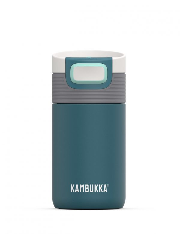Kambukka, Kubek Termiczny Etna Deep Teal - głęboki turkus