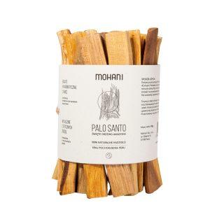 Palo Santo (Bursera Graveolens) to naturalne kadzidło o charakterystycznym drzewnym aromacie.