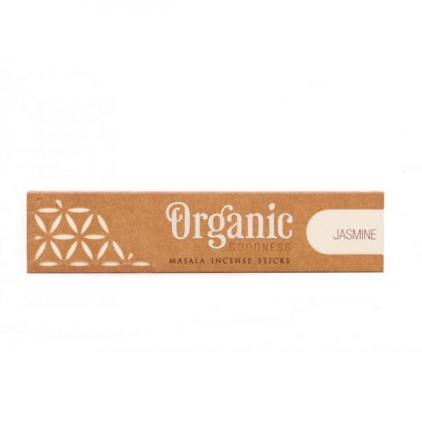 Song Of India Organic Kadzidełka Jasmine