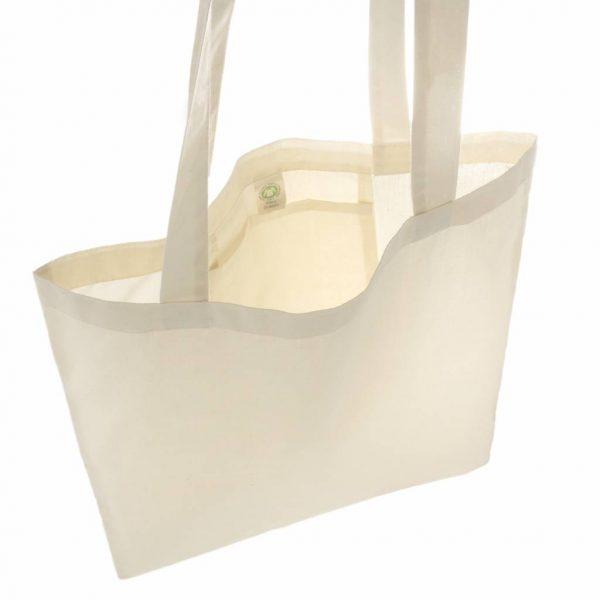 płócienna torba na zakupy bawełniana Bo Weevil